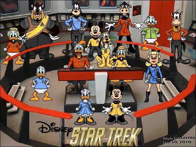 Disney StarTrek Bridge RichB