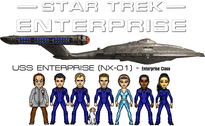 StarTrek Enterprise RichB