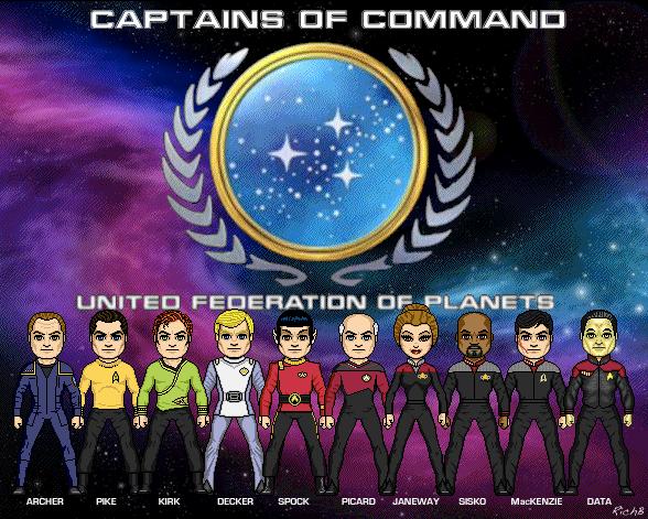 StarTrek CaptainsofCommand RichB