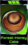 Forest-Honey Cake