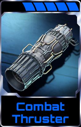 Combat Thruster
