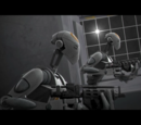 BX Training Battle Droid
