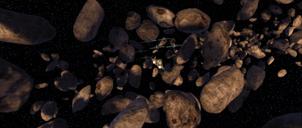 Anakin asteroid belt