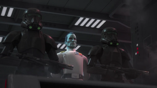 Thrawn's Death Troopers