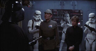 Luke captured