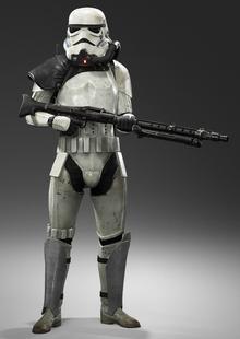 Magma Trooper canon