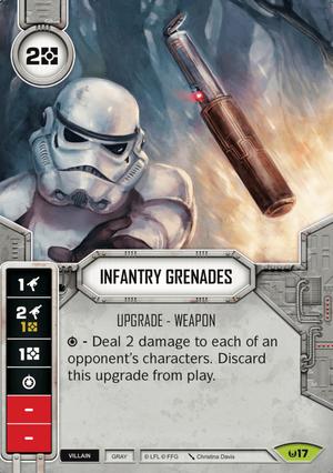 InfantryGrenades