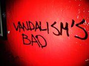 Vandalismisbad