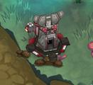 Tower Status Plasma Disruptor