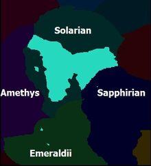 UTSEA Map