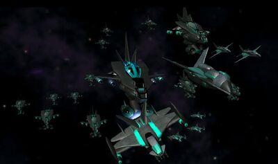 Terran invasion