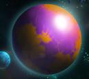 Primitive planet