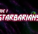 The Starbarians' Die