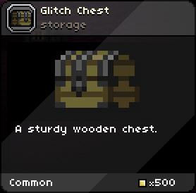 Glitchchest infobox