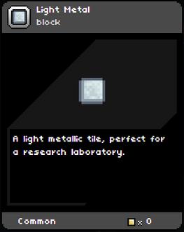 Light Metal Icon