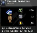 Peacock Armor