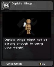 Cupidswings
