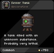 Sewer Tank infobox