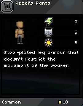 Rebels Pants
