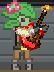 Floran bass guitar