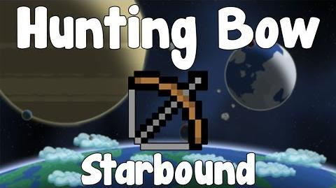 Hunting Bow - Starbound Guide - BETA