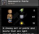 Assassin's Pants