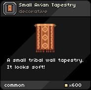 Small Avian Tapestry infobox