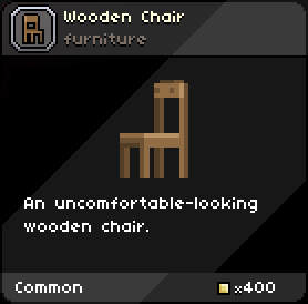 Woodenchair infobox