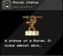 Floran Statue