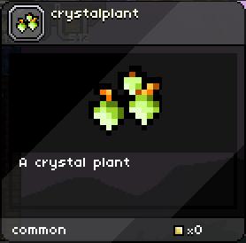 Crystalplant