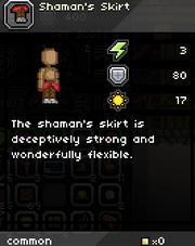 Shamans-Skirt