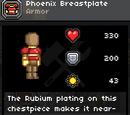 Phoenix Breastplate