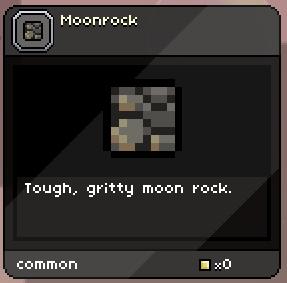 Starbound Moonrock