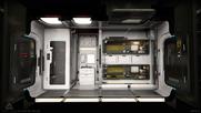 Vanguard harbinger life pod section portside