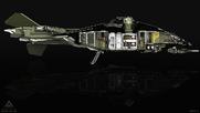 Vanguard harbinger section portside