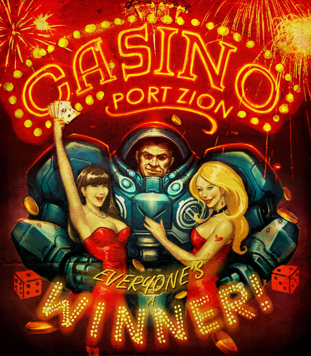 casino port zion