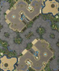 Overgrowth SC2 Map1