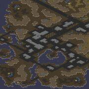 Shoreline SC1 Map1