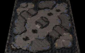 DeadlockRidge SC2 Map1