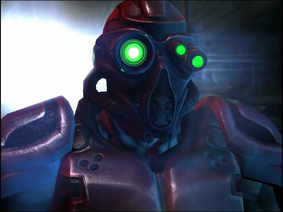 Ghost Starcraft Ii Terran