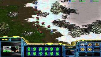 StarCraft Brood War Campaign Enslavers Dark Vengeance -- Episode I 4B. Turnabout