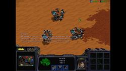 MarineGhostGoliathDropship SC1 Game1