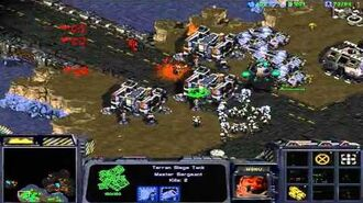 StarCraft Brood War Campaign Enslavers -- Episode I 2A. Playing with Fire (Protoss Option)