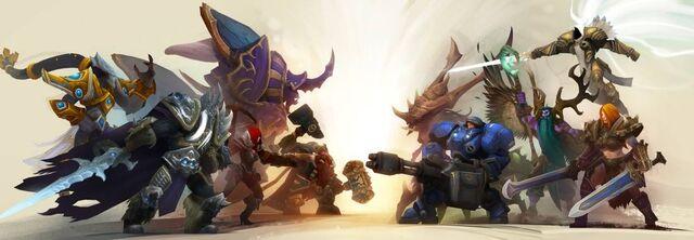 File:HeroesoftheStorm Heroes Art2.jpg