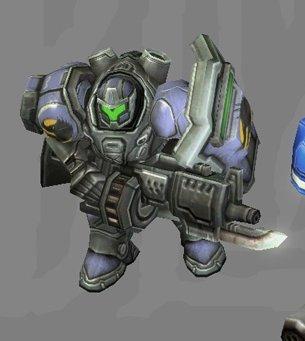 Commander unit
