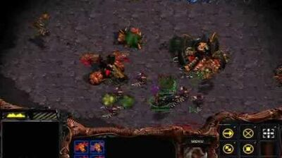 Starcraft - Zerg Mission 7 The Culling