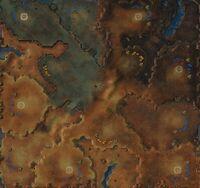 Quicksand SC2 Map1
