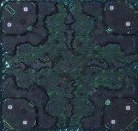 Garden of Shadows SC2 LotV Map1