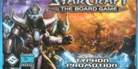 StarCraft: The Board Game: Typhon Expansion Promotion