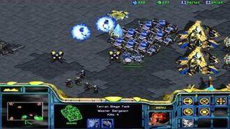 StarCraft Brood War Campaign Enslavers Dark Vengeance -- Episode I 5B. Dark Vengeance